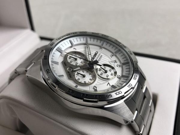 Ceas Seiko Cronograph SSB317P1 5