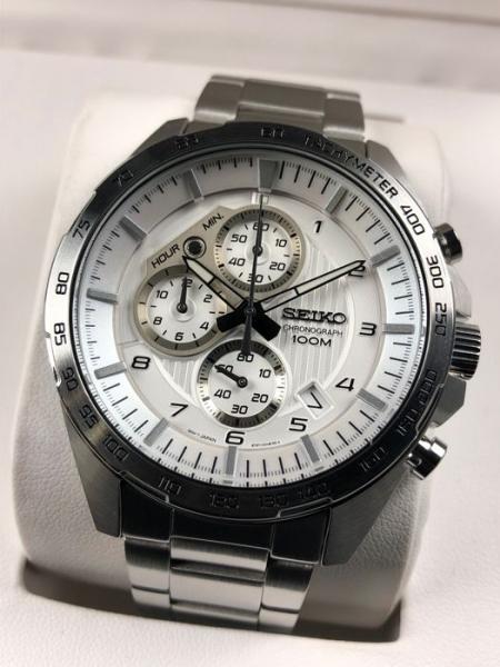 Ceas Seiko Cronograph SSB317P1 2