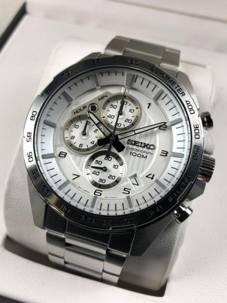 Ceas Seiko Cronograph SSB317P1 1