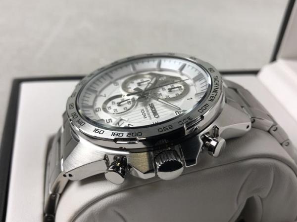Ceas Seiko Cronograph SSB317P1 4