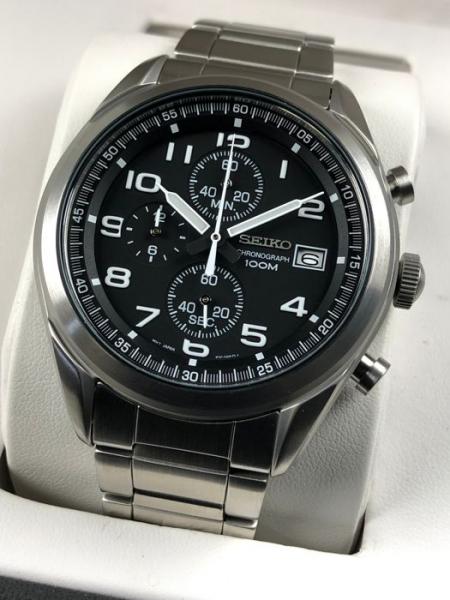 Ceas Seiko Cronograph SSB269P1 1