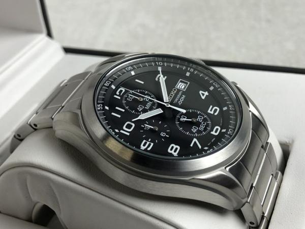 Ceas Seiko Cronograph SSB269P1 4
