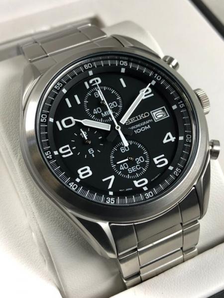 Ceas Seiko Cronograph SSB269P1 2