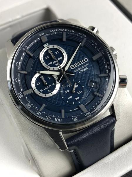 Ceas Seiko Cronograph SSB333P1 3