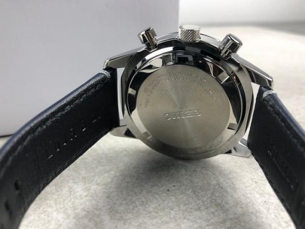 Ceas Seiko Cronograph SSB333P1 8