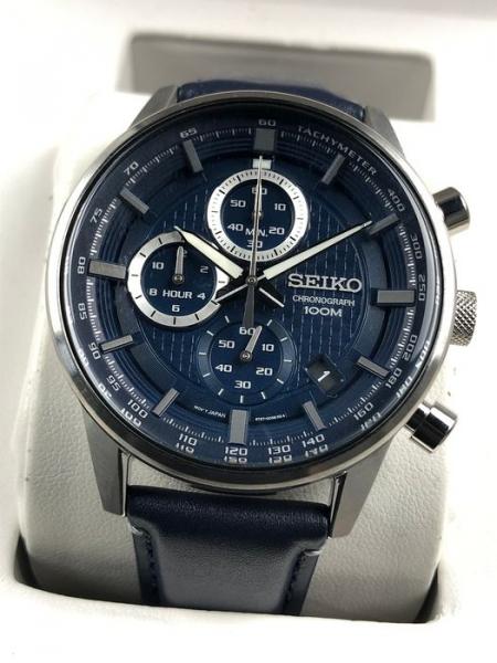 Ceas Seiko Cronograph SSB333P1 2