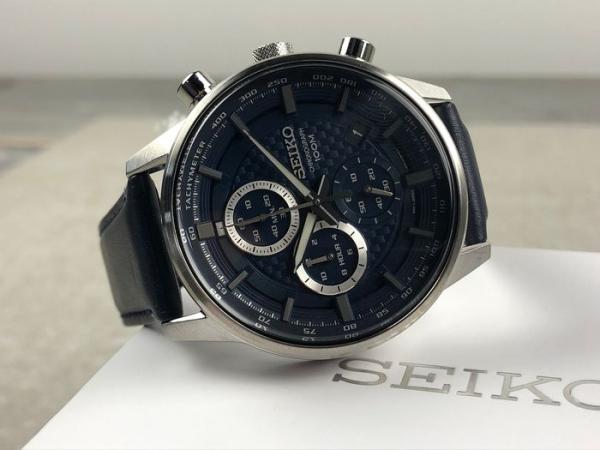 Ceas Seiko Cronograph SSB333P1 6