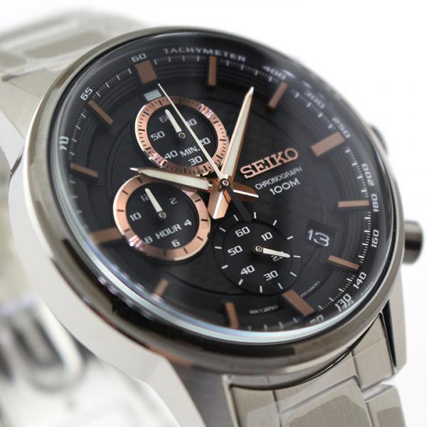 Ceas Seiko Cronograph SSB331P1 1