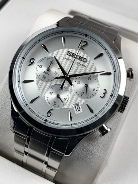 Ceas Seiko Cronograph SSB337P1 1