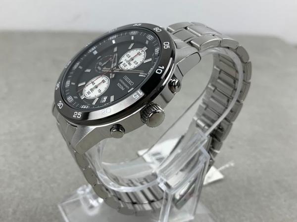 Ceas Seiko Cronograph SKS647P1 4