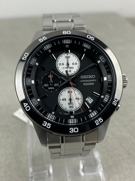 Ceas Seiko Cronograph SKS647P1 2