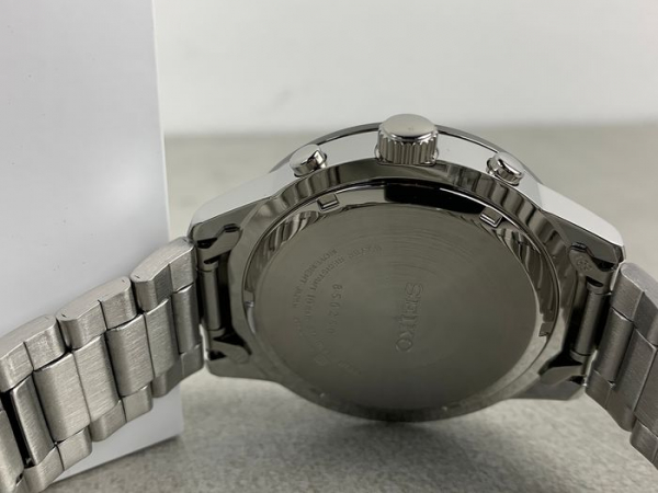 Ceas Seiko Cronograph SKS647P1 8