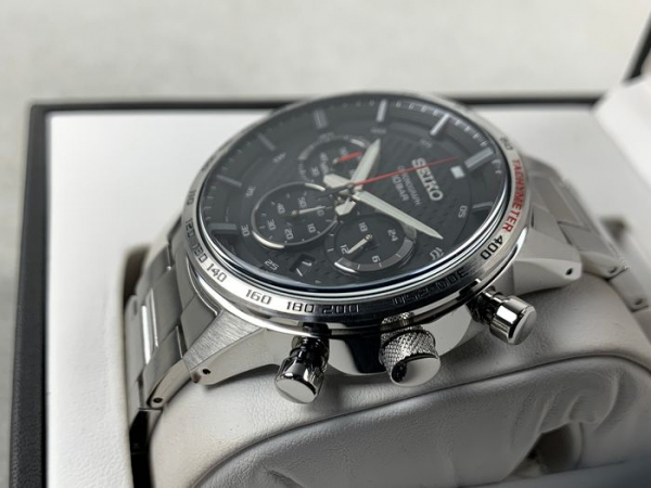 Ceas Seiko Cronograph SSB355P1 4