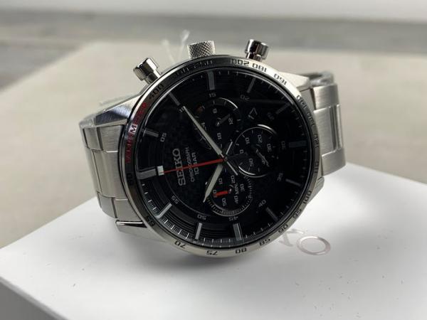 Ceas Seiko Cronograph SSB355P1 6