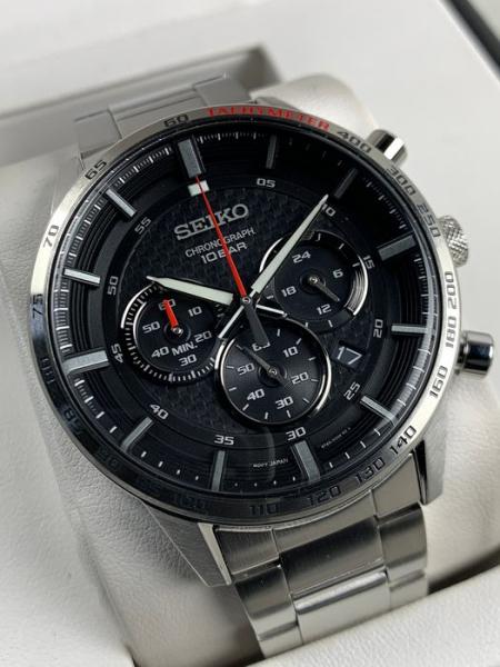 Ceas Seiko Cronograph SSB355P1 2