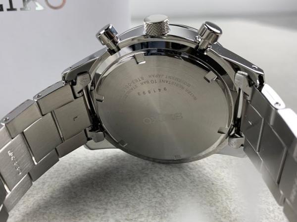 Ceas Seiko Cronograph SSB355P1 8