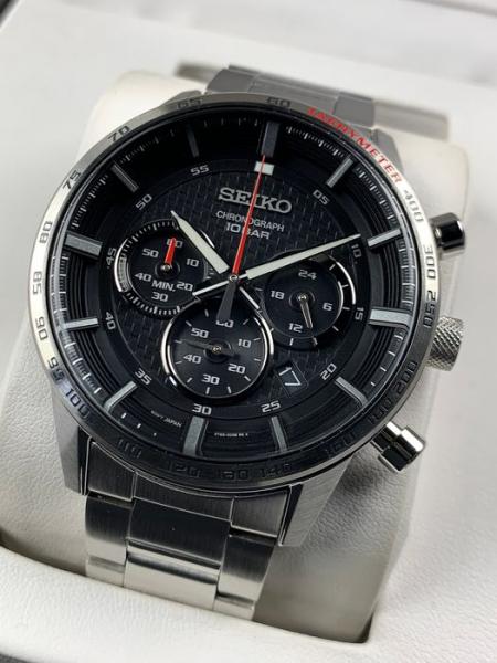Ceas Seiko Cronograph SSB355P1 3