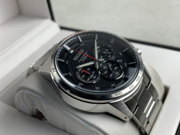 Ceas Seiko Cronograph SSB355P1 5