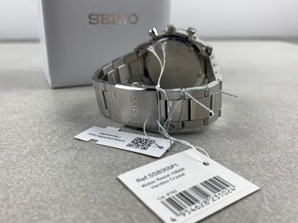 Ceas Seiko Cronograph SSB355P1 7