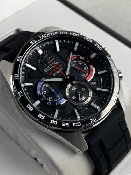 Ceas Seiko Cronograph SSB347P1 3