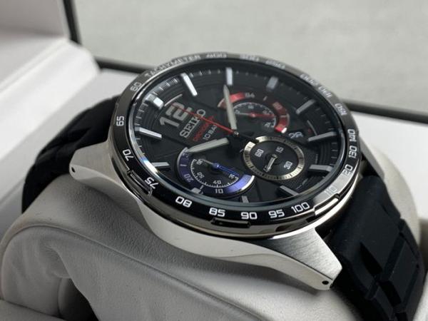 Ceas Seiko Cronograph SSB347P1 5