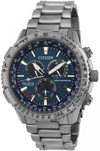 Ceas Citizen Promaster Eco-Drive CB5010-81L 0