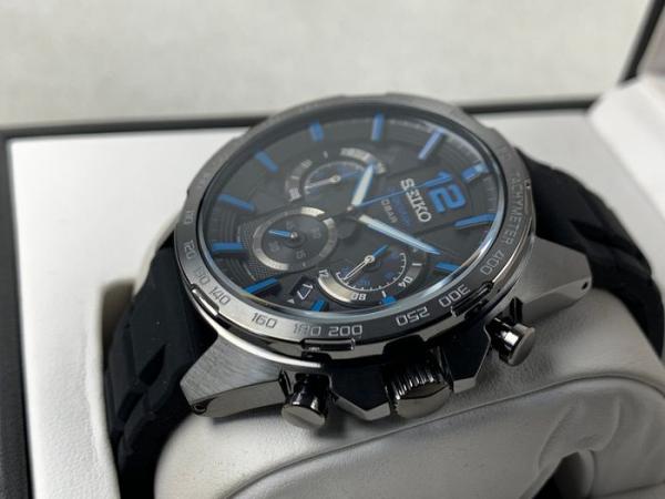 Ceas Seiko Cronograph SSB353P1 4