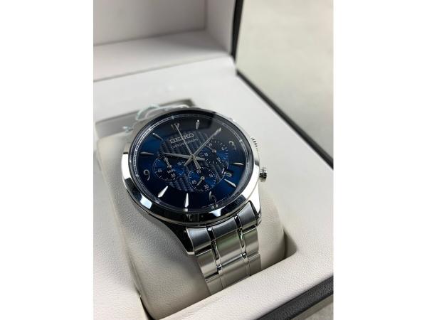 Ceas Seiko Cronograph SSB339P1 2