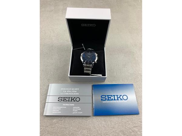 Ceas Seiko Cronograph SSB339P1 7