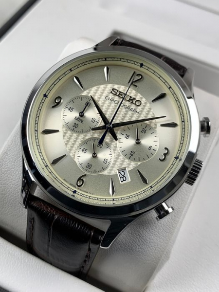 Ceas Seiko Sports Chronograph SSB341P1 [1]