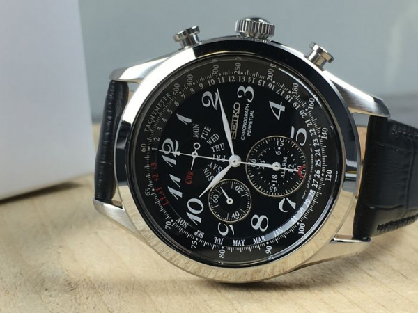Ceas Seiko Dress Chronograph SPC133P1 11