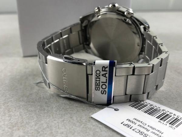 Ceas Seiko Solar SSC715P1 7