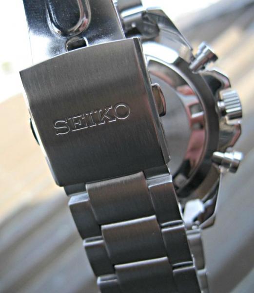 Ceas Seiko Sports Chronograph SSB321P1 7