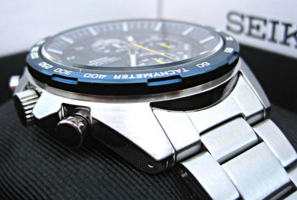 Ceas Seiko Sports Chronograph SSB321P1 16