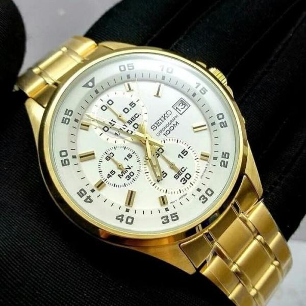 Ceas Seiko Sports Chronograph SKS632P1 2