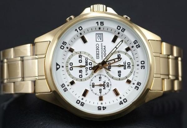 Ceas Seiko Sports Chronograph SKS632P1 4