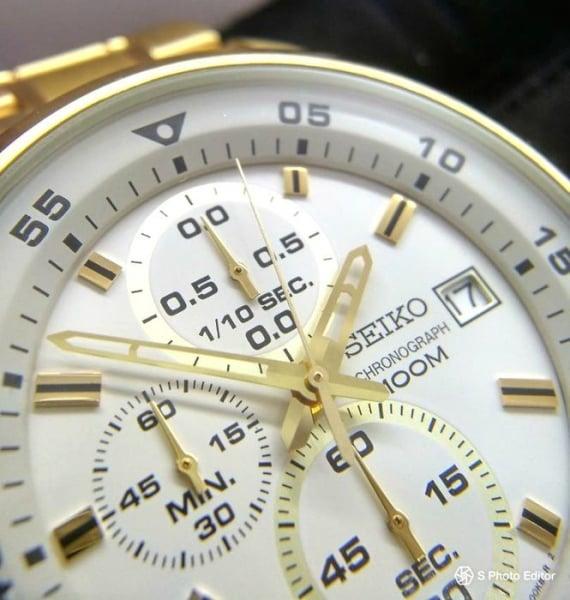 Ceas Seiko Sports Chronograph SKS632P1 3