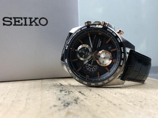 Ceas Seiko SPORTS Cronograph SSB265P1 4