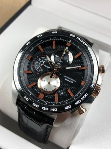 Ceas Seiko SPORTS Cronograph SSB265P1 1
