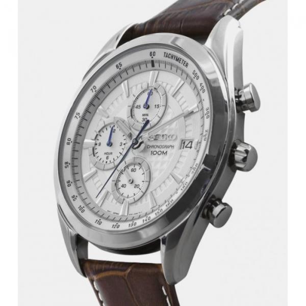Ceas Seiko Sports Chronograph SSB183P1 2