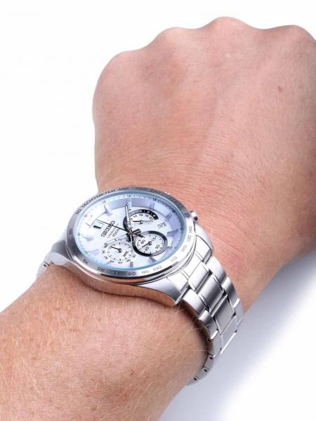 Ceas Seiko SPORTS Cronograph SSB297P1 10