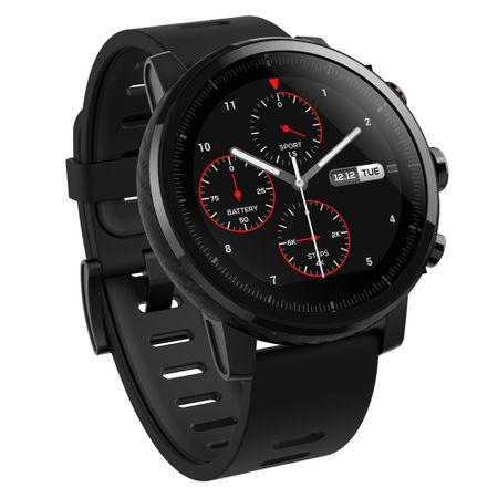 Ceas smartwatch Xiaomi Amazfit Stratos, Black 1