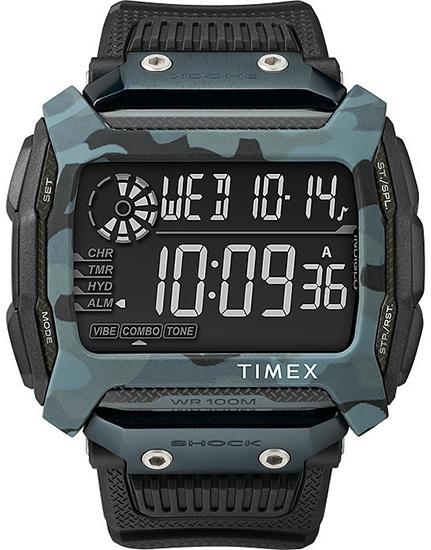 Ceas Militar Timex Command TW5M18200 0
