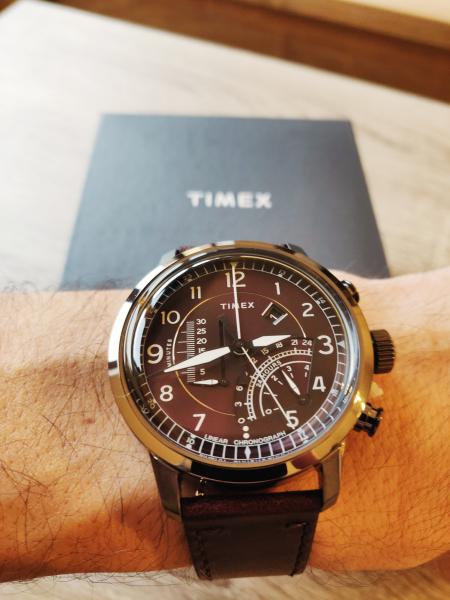 Ceas Timex Waterbury  TW2R69200D7 4