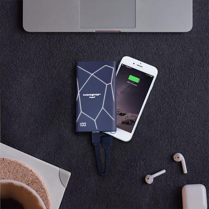 Incarcator Wireless Iphone - Samsung Geo Xoopar [2]
