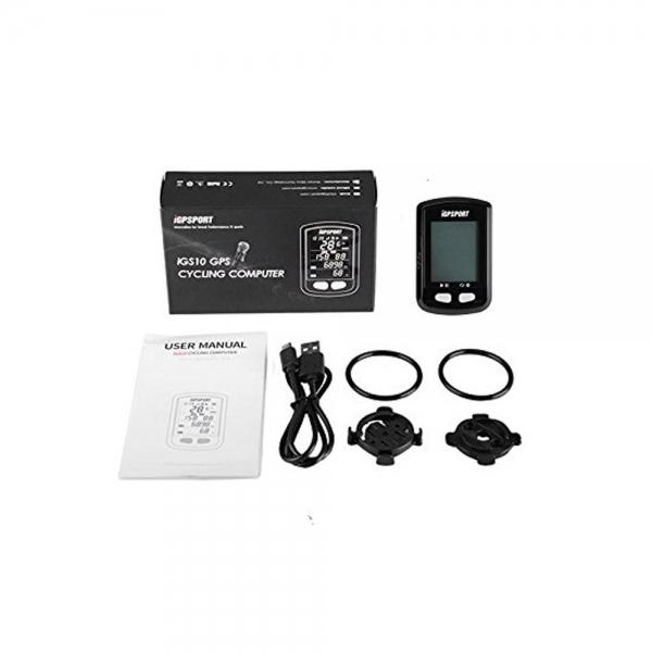 Ciclocomputer GPS iGS 10 6