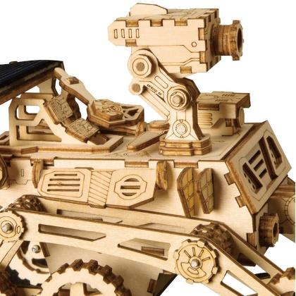 Rover Curiosity 2