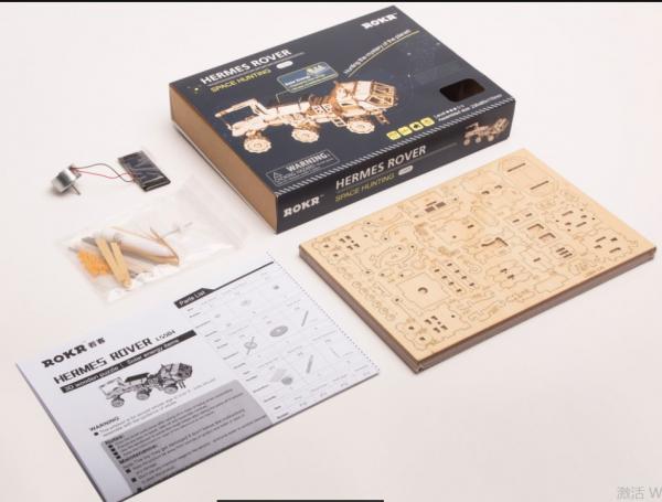 Rover Curiosity 3