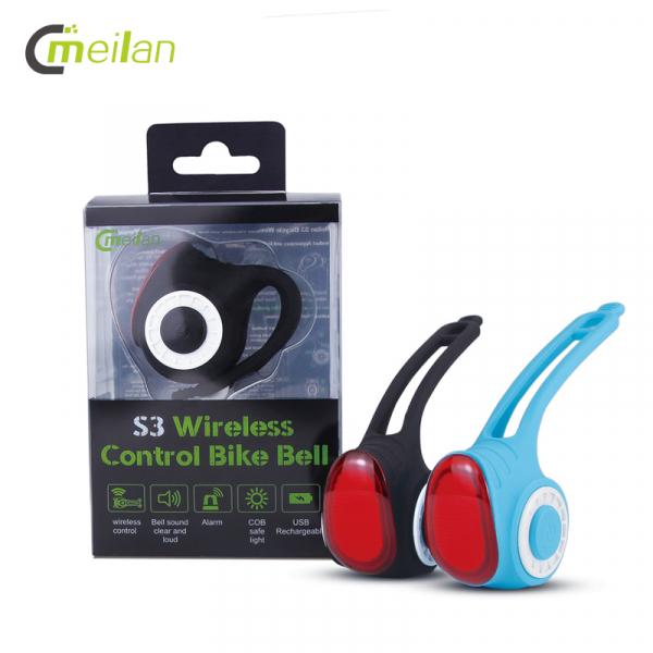 Sonerie si alarma wireless Meilan S3 - Albastru 6