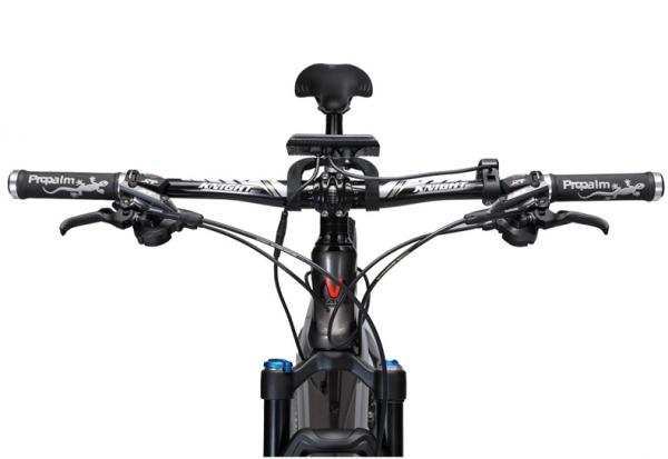 Bicicleta electrica SAVA (cadru carbon) 1